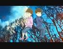 【手描き】末弟と次男の天/ノ/弱【完成版】