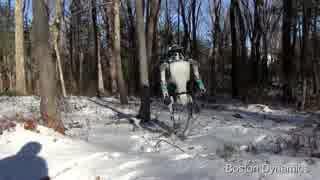 二足歩行ロボット Atlas, 二代目.