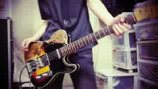 【TAB譜】ゴーストルール 弾いてみた