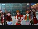 【MMD】呉軍Crazy ∞ nighT【孫尚香:カメラ配布】