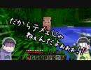 【おそ松さん偽実況】数字松がジャングルで猫探しcraft【単発】