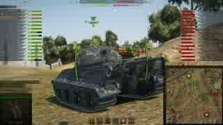 【WoT:T-10】ゆっくり実況でおくる戦車戦