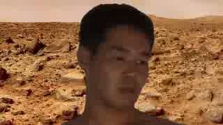 火星に一人取り残された先輩.odyssey