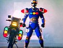 激走戦隊カーレンジャー 第12話「宇宙から来た信号野郎」