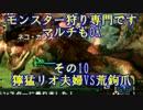 [MHX]モンスター狩り専門です。マルチもOK その10 獰猛リオ夫婦vs荒鉤爪
