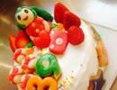 39(サンキュー)のケーキ作ってみた