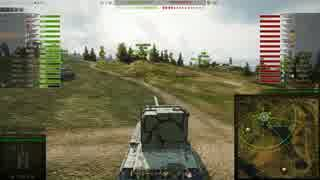 【WoT:FV4005 Stage II】ゆっくり実況で