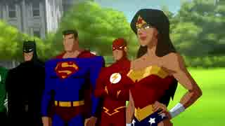 Justice League  Crisis on Two Earths 05