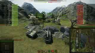 【WoT:M12】ゆっくり実況でおくる戦車戦P