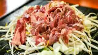 【これ食べたい】 ジンギスカン・羊肉料理 / Mutton dish