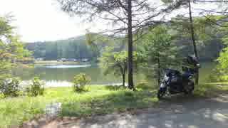 GSR400と往く長野キャンプツーリング