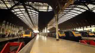 イギリスの鉄道史2 長距離鉄道