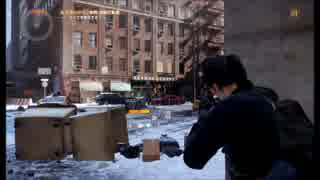 Tom Clancy's The Division Gameplay Part.2 (実況無し)