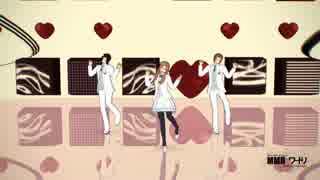 【MMDワートリ】Girls_小南ちゃん・嵐山さ