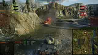 【WoT:T20】ゆっくり実況でおくる戦車戦P