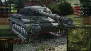 【WoT:M46 Patton】ゆっくり実況でおくる