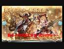 グランブルーファンタジー 新キャラ10連ガチャ!!【グラブル】