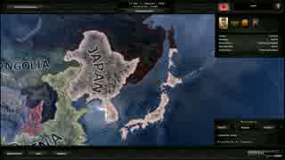 【HoI4】日本シングルプレイ(日本語字幕