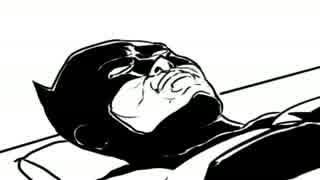 スーパーマンレイプ!バットマンと化した