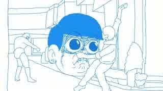 【手描き】カラ松でワン/ダーコ/アCM【お