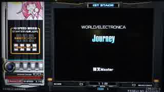【beatmania IIDX】 Journey (SPA) 【copula】 ※手元付き