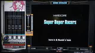 【beatmania IIDX】 Super Duper Racers (SPA) 【copula】 ※手元付き