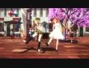 【MMD】 リンネルで春うららかに『musiClock』 (固定カメラ)