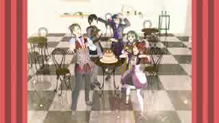 【SideMMD】cafe parade!【PVを作りたかっ