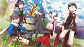 おそ松さんRPG【ゲームPV(仮)】