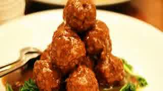 【これ食べたい】 ミートボール / Meatball