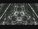 【3DCG】物理エンジンでフラクタルを作った