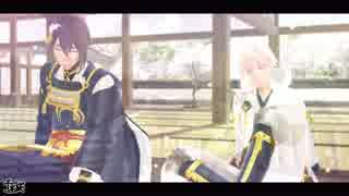 【MMD刀剣乱舞】我が本丸の一軍で「千本桜」