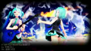 【MMD】【第8回ラジP杯】「Tell Your Wo