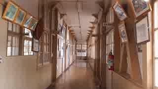 のんのんびよりの聖地 下里分校に行ってみた。