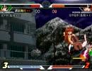 [16/04/09]EFZオンライン段位戦 三・四・五段戦 part1