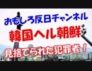 【韓国ヘル朝鮮】 見捨てられた犯罪者!