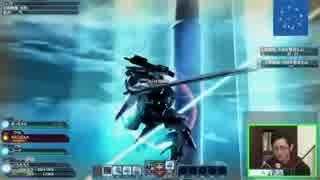 【PSO2】 実機プレイ動画「解き放たれし鋼鉄の威信」