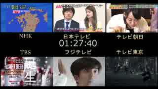 平成28年 熊本地震 4/16 本震 民放はどう