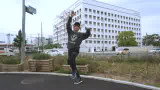 【公式振付】シオカラ節を任天堂本社前で踊ってみた【めろちん】