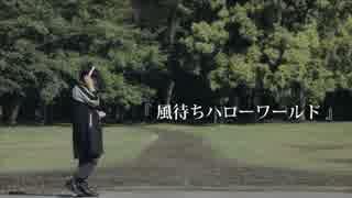 『風待ちハローワールド』を踊ってみた【てぃ☆イン!】