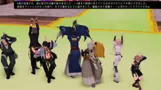 【MMD刀剣乱舞】刀剣男士53振り入手順で阿