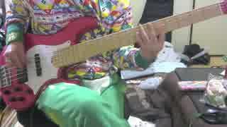 【ももいろクローバーZ】ベース【仮想ディストピア】弾いてみた!