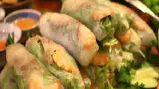 【これ食べたい】 生春巻き / Vietnamese spring roll