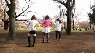 【つきみりあ☆】Girls+おまけ 踊ってみた