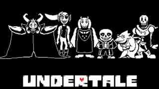 すべてのボスと友達になれるRPG『UNDERTALE』を実況プレイ PART1