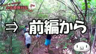 【ゆっくり】小笠原旅行記 Part46(後編) ~父島編~ 境浦山歩き