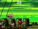 弟作の改造ドンキー2を姉がプレイ 3-4『爆走クルージング』