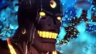 【FateGO】強敵との戦い 波斯の王対星1鯖編【ちょっぴりおまけ】