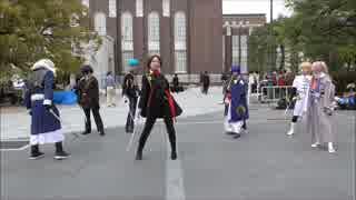 【コスプレ】京都大学でミュージカル刀剣