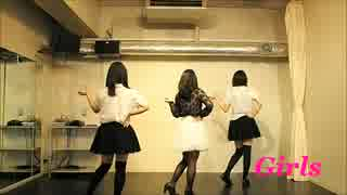 【mipop】Girls踊ってみました【桜と香】